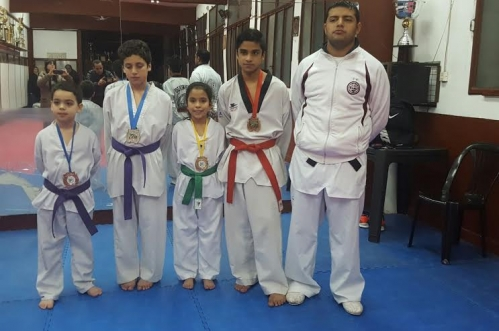 El TKD Granate sigue sumando medallas